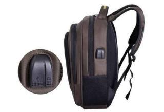 Fitur Unik Colokan USB dan Audio dalam Ransel Polo Trands