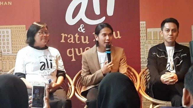 Iqbaal Ramadhan Bintangi Film 'Ali & Ratu Ratu Queens', Tayang di Netflix