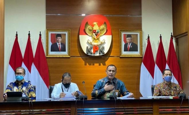 KPK Resmi Umumkan 75 Pegawai Gagal Tes Wawasan Kebangsaan