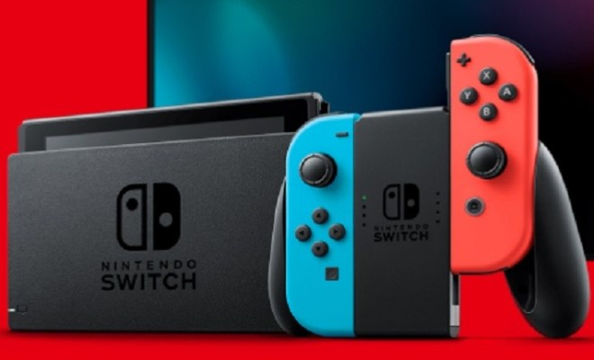 Nintendo Rilis Switch Versi Baru pada September
