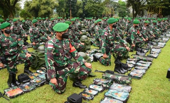 Siap Berantas KKB Papua, Ini Kehebatan Pasukan Setan TNI Yonif 315/Garuda