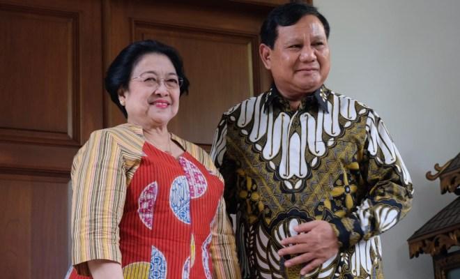 Survei: Ternyata Prabowo dan Megawati Masih Dianggap Layak Jadi Capres 2024