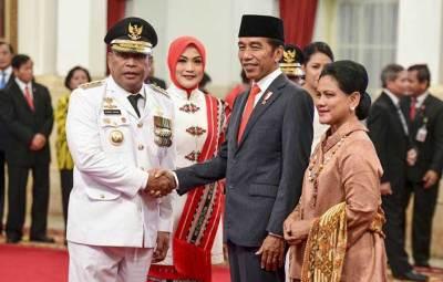 Video Gubernur Maluku Ngamuk di Kunker Jokowi Viral, Istana Beri Penjelasan
