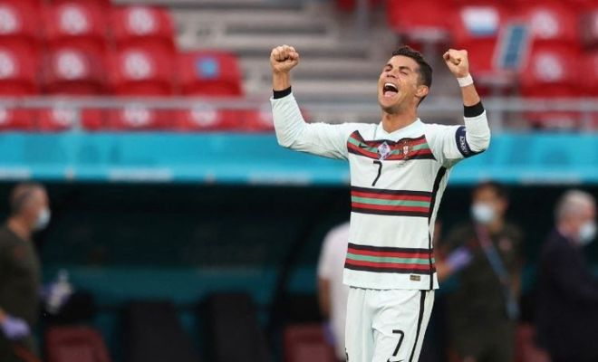 4 Gol Lagi Cristiano Ronaldo Bakal Puncaki Gelar, Berpeluang Geser Rekor Ali Daei