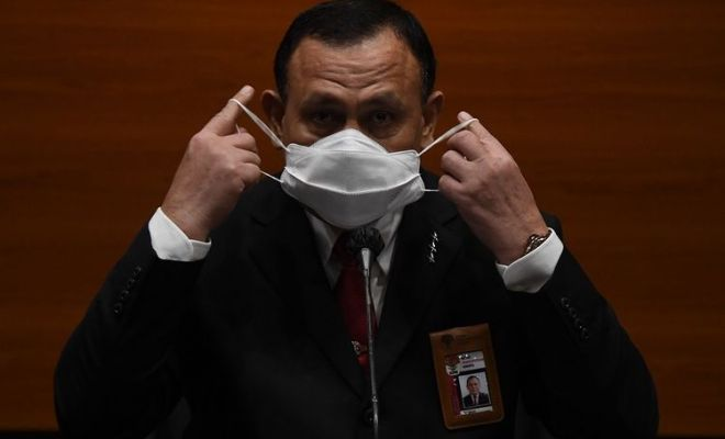 Debat Pimpinan KPK Soal Wawasan Kebangsaan Gagal, Firli Tidak Datang