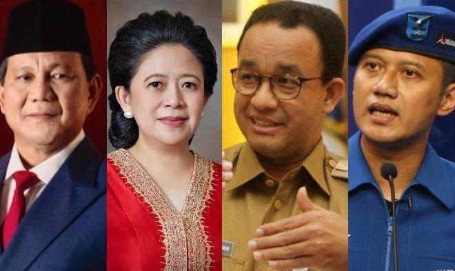 Duet Anies-AHY Lebih Unggul Dibanding Prabowo-Puan
