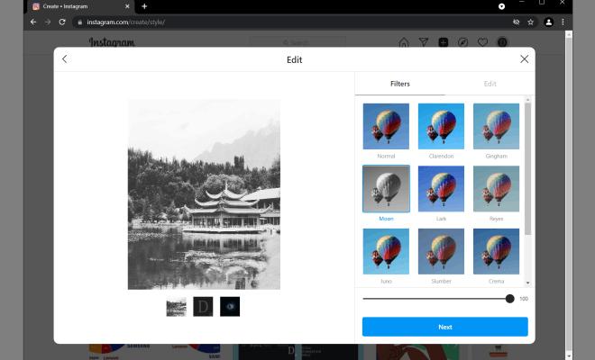 Instagram Uji Coba Fitur Unggah Foto dan Video dari Desktop