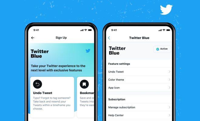 Layanan Berlangganan Premium 'Twitter Blue' Diluncurkan, Ini Biayanya