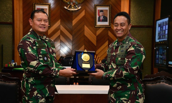 Pengamat Militer ISESS: Yudo Margono Lebih Layak Dipilih Jokowi sebagai Panglima TNI
