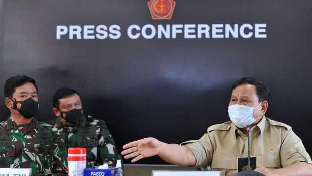 Prabowo Didesak Buka-Bukaan Soal Anggaran Super Besar Alpalhankam Rp1.700 Triliun