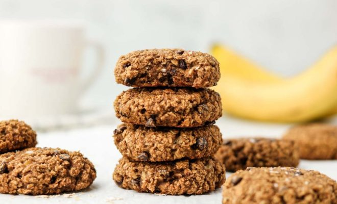Resep Banana Coffee Cookies