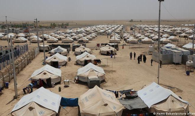 Serangan Udara Turki Hantam Kamp Pengungsian Kurdi