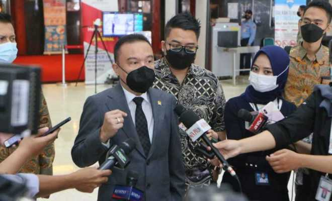 Benarkah Prabowo Konsumsi Ivermectin untuk Cegah Corona? Ini Jawaban Ketua Gerindra