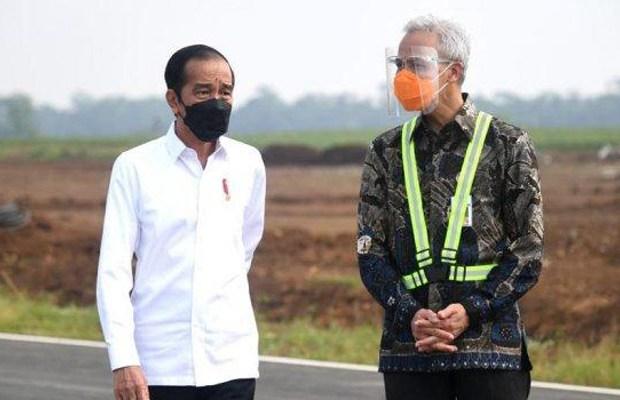 Tak Hadiri Acara Megawati dan Pilih ke Jateng, Isyarat Jokowi Dukung Ganjar?