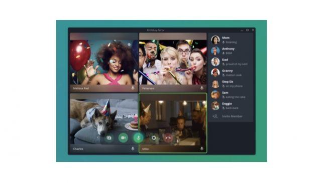 Telegram Rilis Fitur Panggilan Video Grup