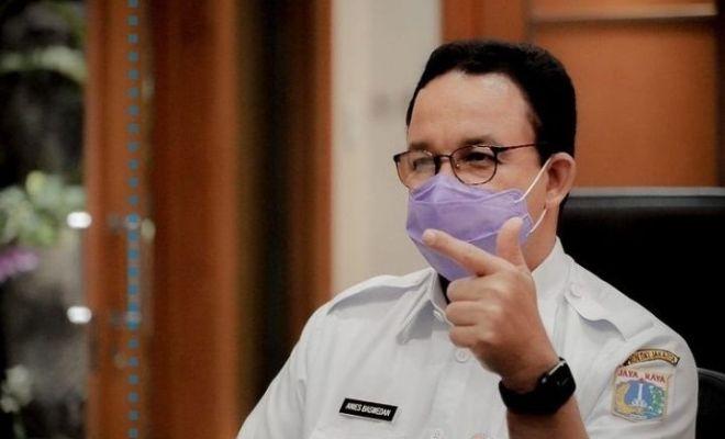 Anies: Separuh Warga Jakarta Pernah Terinfeksi Corona