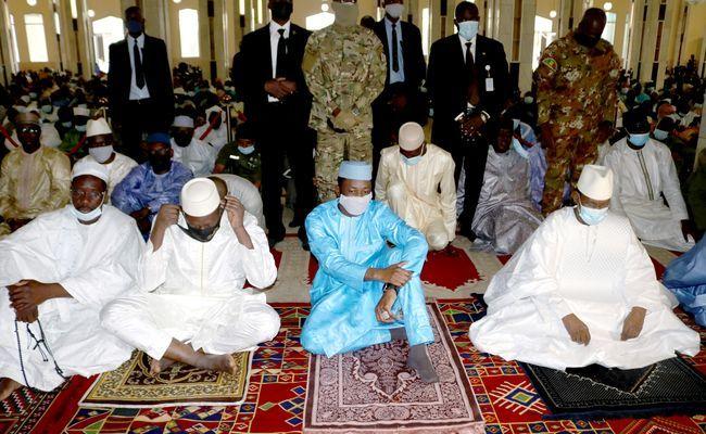 Presiden Mali Lolos dari Percobaan Pembunuhan