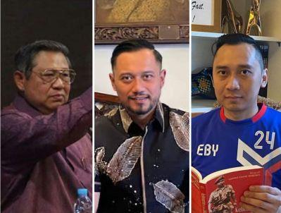 Keluarga Cikeas Kompak Bersuara Soal Pandemi, Mulai Kritik Pedas Ibas dan AHY Hingga Doa SBY