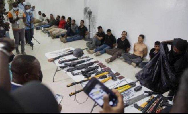 Polisi Haiti Tangkap Terduga Otak Pelaku Pembunuhan Presiden Moïse