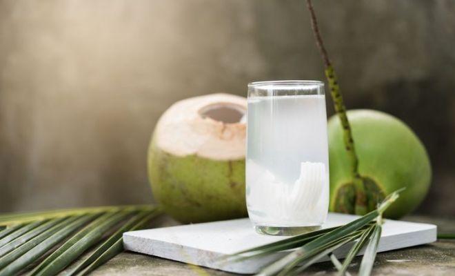 Segudang Manfaat Air Kelapa untuk Kesehatan