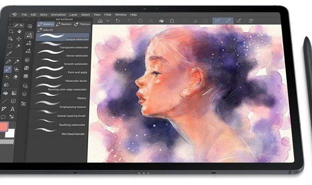 Manfaatkan Galaxy Tab S7 FE untuk Pengembangan Diri dan Kreativitas