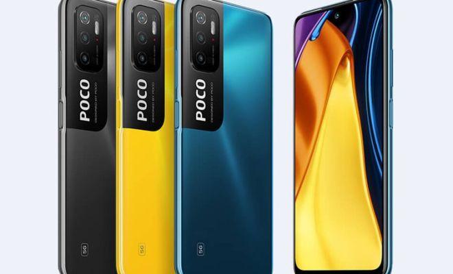 Poco Luncurkan Ponsel dengan Performa Mumpuni, M3 Pro 5G