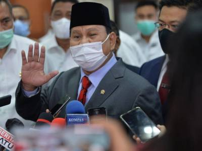 Prabowo: Tak Ada Kawan dan Lawan Abadi, yang Ada Hanya Kepentingan Abadi