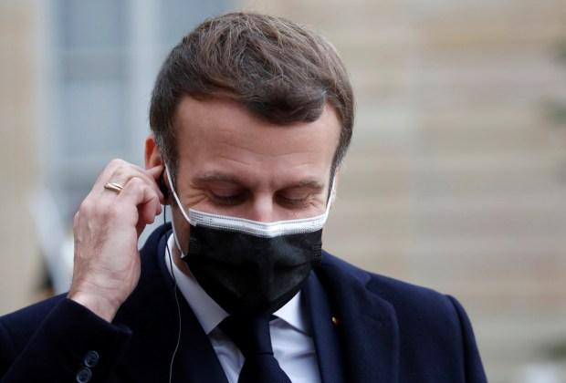 Presiden Prancis Perintahkan Selidiki Kasus Spyware Pegasus