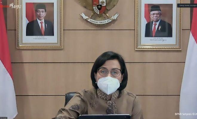 Jokowi Perintahkan Sri Mulyani Geser Anggaran Rp32,2 T untuk Tangani Covid