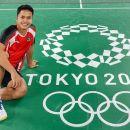 Tekanan Raih Medali Olimpiade Tokyo, Anthony Ginting: Sudah Terbiasa