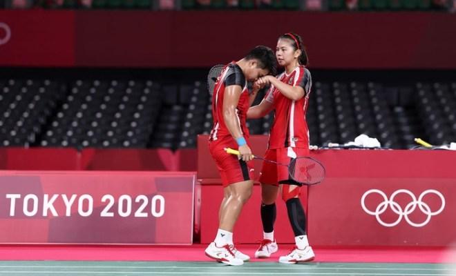 Apriyani Ungkap Makna Cium Tangan Greysia Saat Olimpiade Tokyo