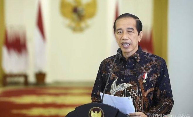 Resmi, Jokowi Perpanjang PPKM Level 4 Hingga 9 Agustus 2021