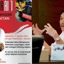 Flyer Deklarasi 'LBP for RI 1' Beredar, Jubir Tegaskan Luhut Tak Berniat Nyapres