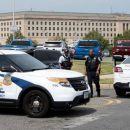 Perwiranya Diserang di Peron, Pentagon Lockdown