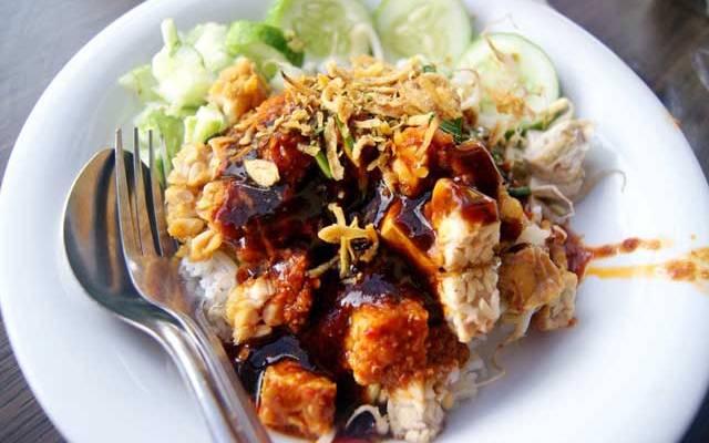 Resep Nasi Lengko Khas Cirebon, Adaptasi Kuliner China