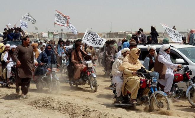 Taliban Berhasil Rebut Salah Satu Kota Penting di Afghanistan