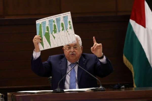 Abbas Ultimatum Israel Hengkang dari Tanah Palestina