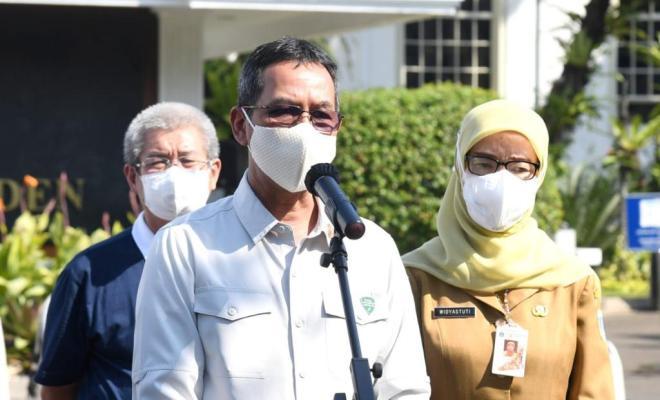 Istana Tepis Isu Reshuffle Kabinet Jokowi
