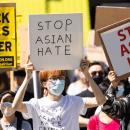 Kejahatan Rasial di AS pada 2020 Tertinggi Sejak 12 Tahun Silam