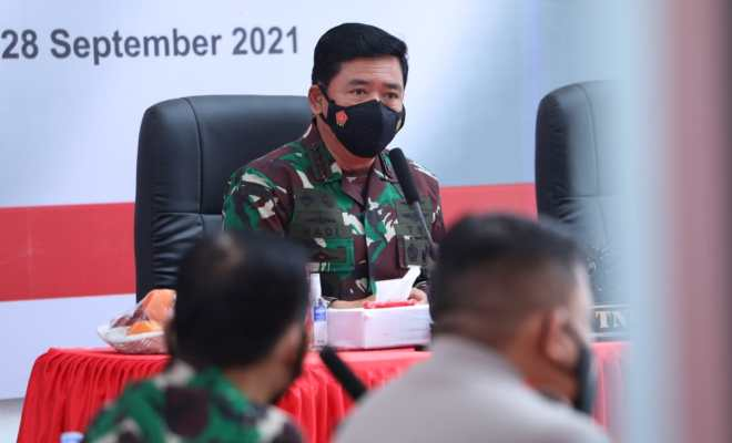 Panglima TNI Respons Tudingan Gatot Soal 'Komunis Susupi Angkatan Darat'