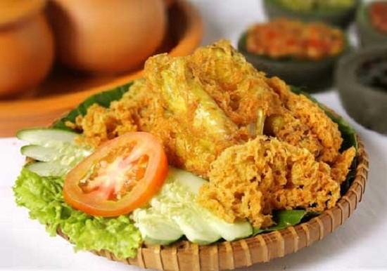 Resep Ayam Kremes, Renyah Tahan Lama
