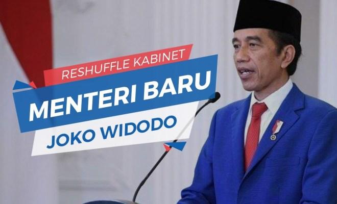 Beredar Bocoran Reshuffle, Menteri Baru Jokowi dari BG hingga Andika Perkasa