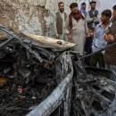 Serangan Drone AS Tewaskan Warga Sipil Termasuk Tiga Anak Afghanistan