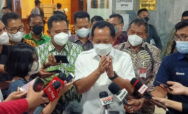 Ini Alasan Tito Minta Pemilu 2024 Diundur