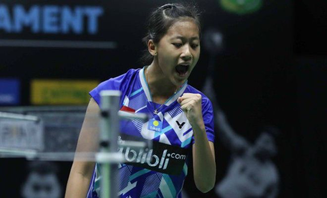 Wakili Indonesia di Piala Sudirman 2021, Putri Kusuma Wardani Ingin Tampil Terbaik