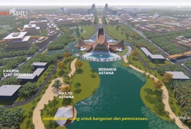 Sosok yang Bakal Pimpin Ibu Kota Baru Pilihan Jokowi