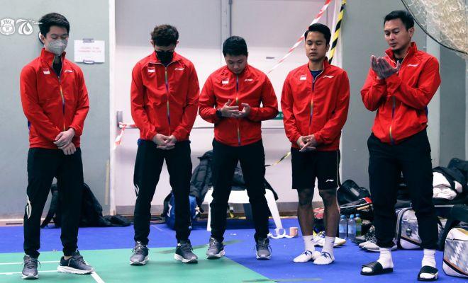 Indonesia Depak Malaysia 3-0, Rionny: Jangan Terlena