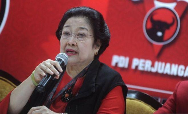 Gara-gara PDIP Nomor 1, Megawati Khawatir