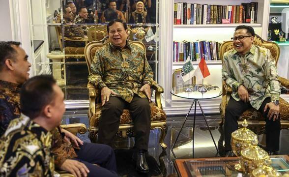 Sambut Pilpres 2024, PKB Buka Opsi Duetkan Prabowo-Cak Imin