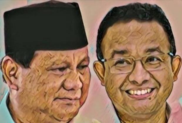 Anies Didukung 'Nyapres', Gerindra Tetap Jagokan Prabowo